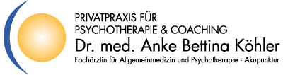 Anke Köhler – Webseite Logo